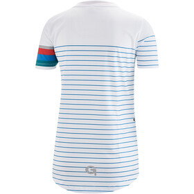 Gonso Naira T-Shirt de cyclisme manches courtes Femme, white